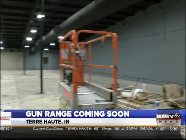 Shooting Range Update 10-31-16