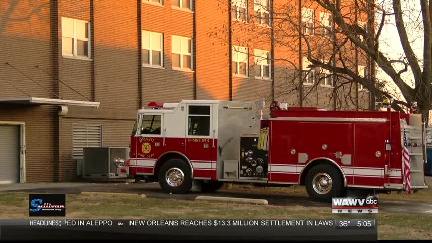 Apartement Fire 12-20-16
