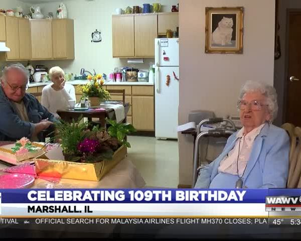 109 Year Old 1-17-17