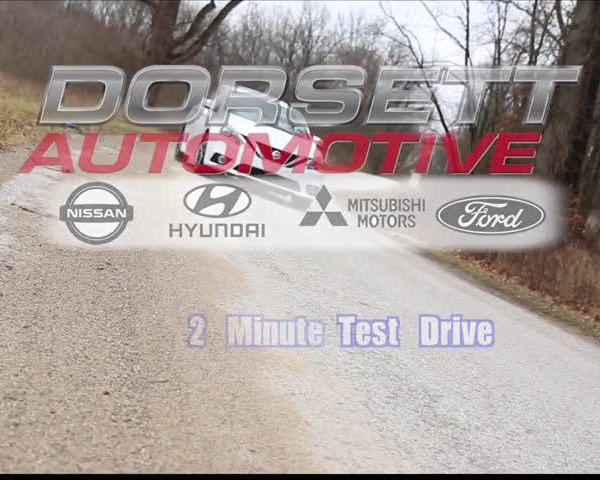 TWO MINUTE TEST DRIVE 1-26-17