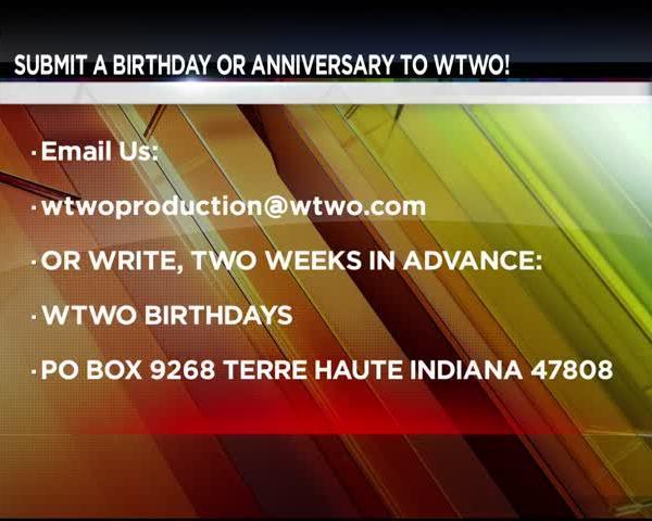 WTWO Today Birthdays 2-6-2017