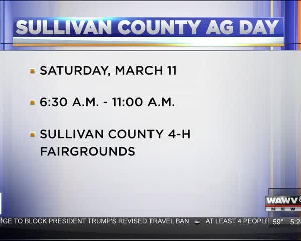 Sullivan Ag Day 3/8/17