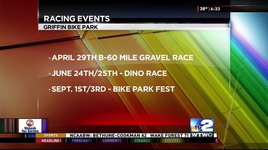 Griffin Bike Park 3-17-17