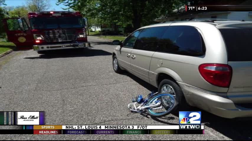 Bike Accident 4-23-17