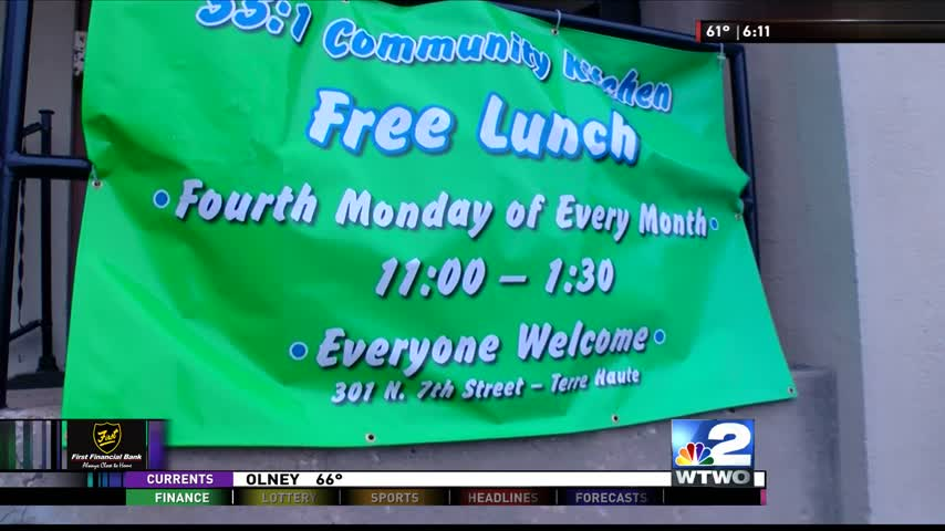 Church Lunch 4-3-17