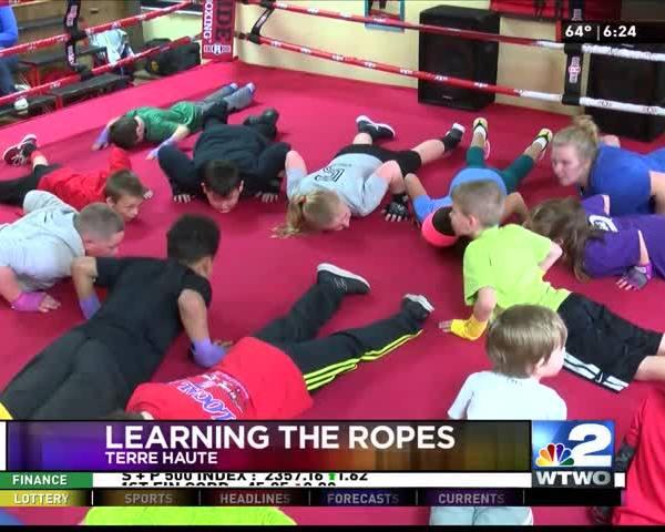 Boxing Club 4-10-17