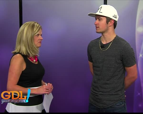 Dylan Schneider Interview 4-28-17 Good Day Live_98806421