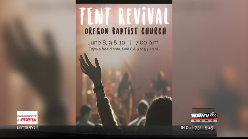 Tent 6-7-17