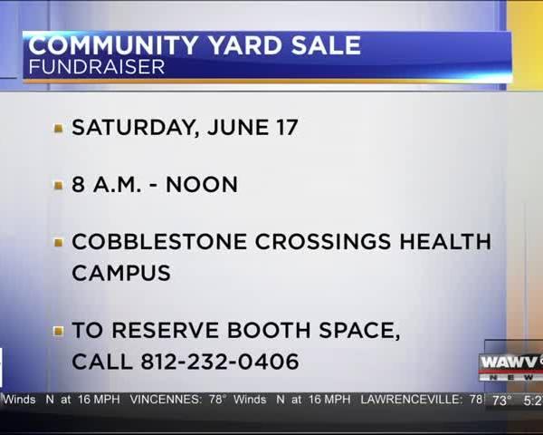 Yard Sale 6-7-17