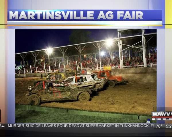 Martinsville Ag Fair 6-8-17