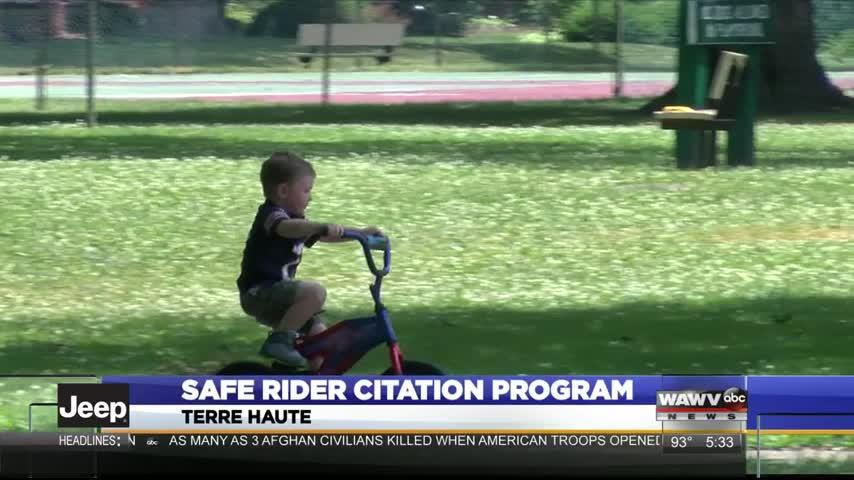 Kids Bike Safety 6-12-17
