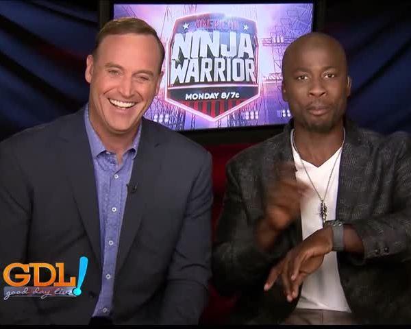 american ninja warriors