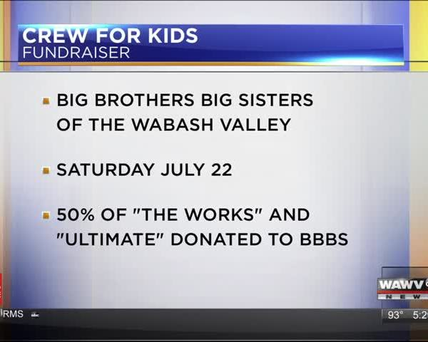 Live Guest: Big Brothers Big Sisters 7-12-17