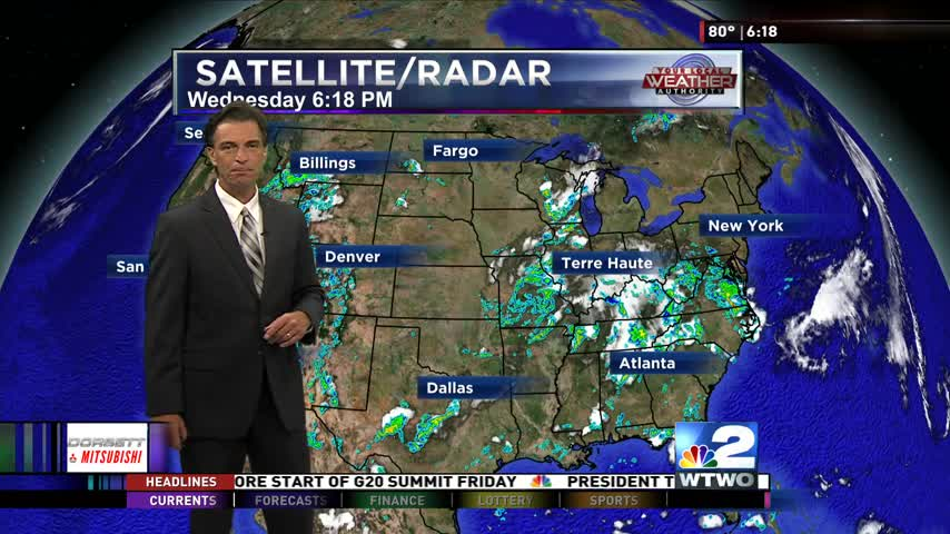 6pm Weather 07-05-17