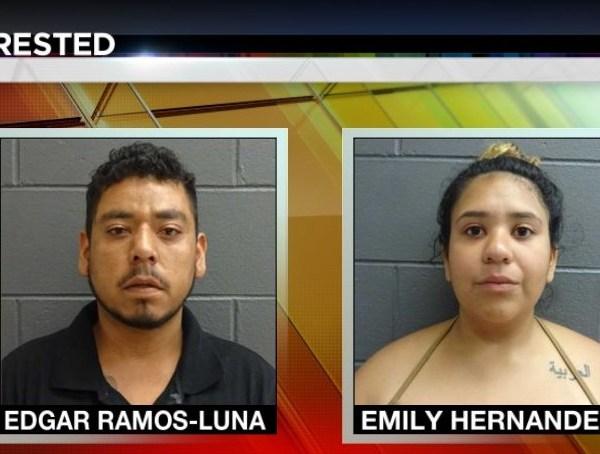 2 arrested heroin bust_1501709210449.jpg