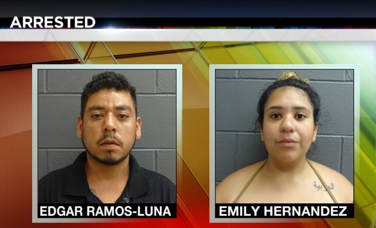 2 arrested heroin bust_1501709210449.jpg