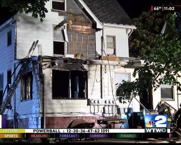 7th Street Fire 8-9-17