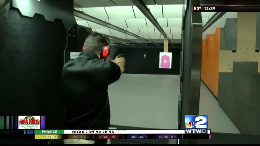 Handgun Study 9-7-17