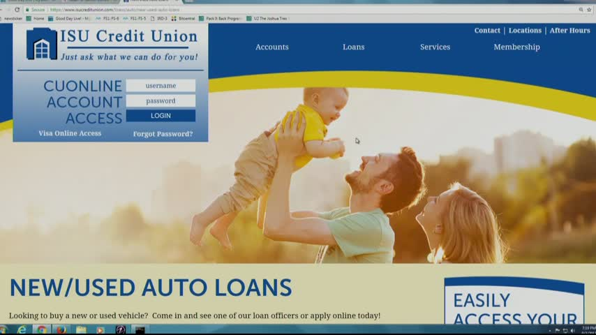 Business of Week ISU Federal Credit Union 09-10-2017