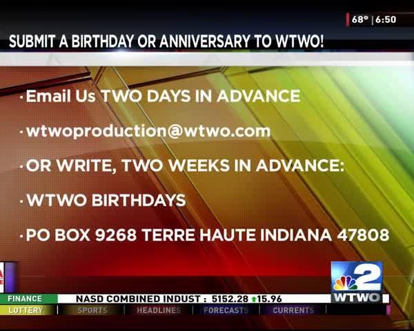 Birthdays 10-04-2017