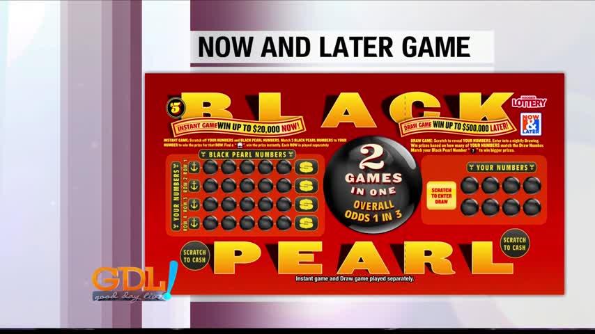 Hoosier Lottery: Black Pearl 10-13-17