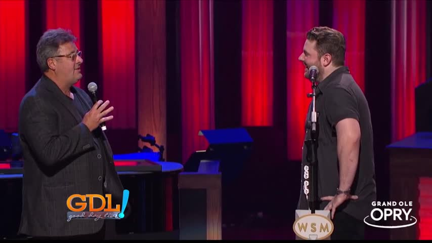 chris young opry