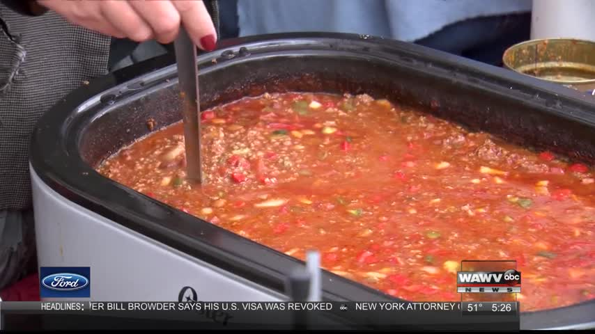 Chili Cook Off 10-23-17