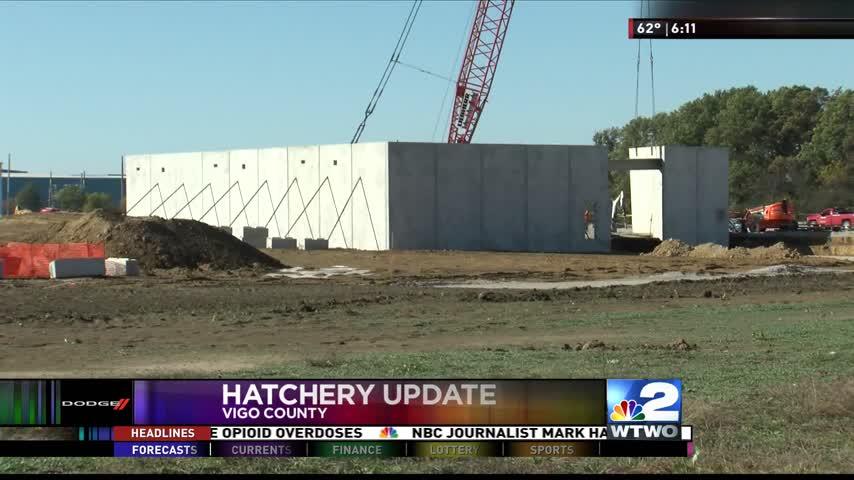Hatchery Construction 10-26-17