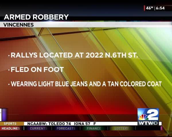Vinvennes Robbery 11/28/2017