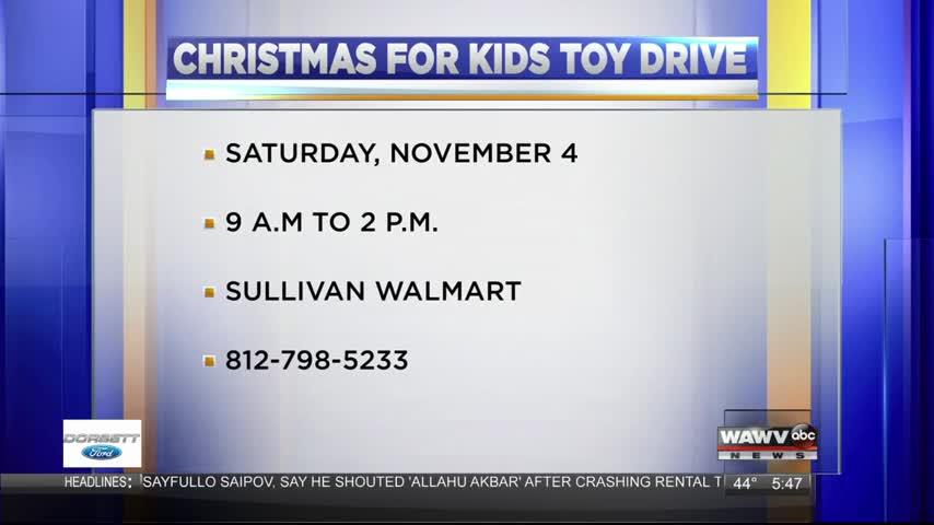 Christmas for kids 11-1-17