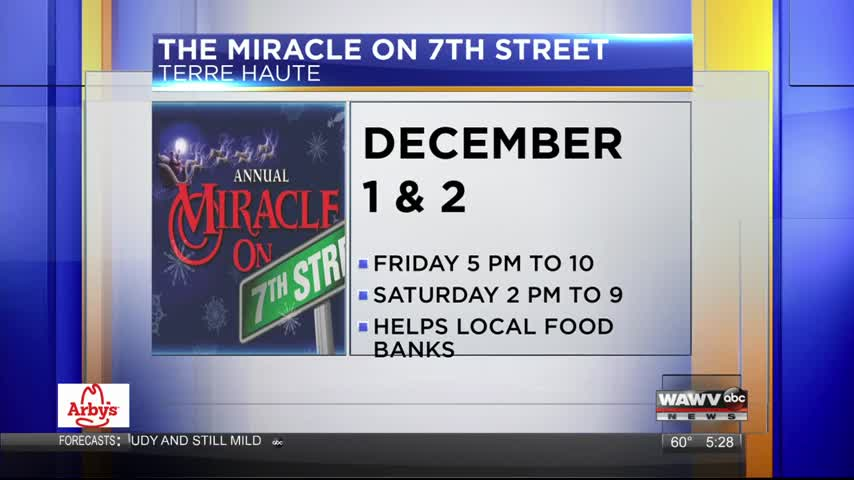 Live at Five Guest: Miracle on 7th Street 11-28-17