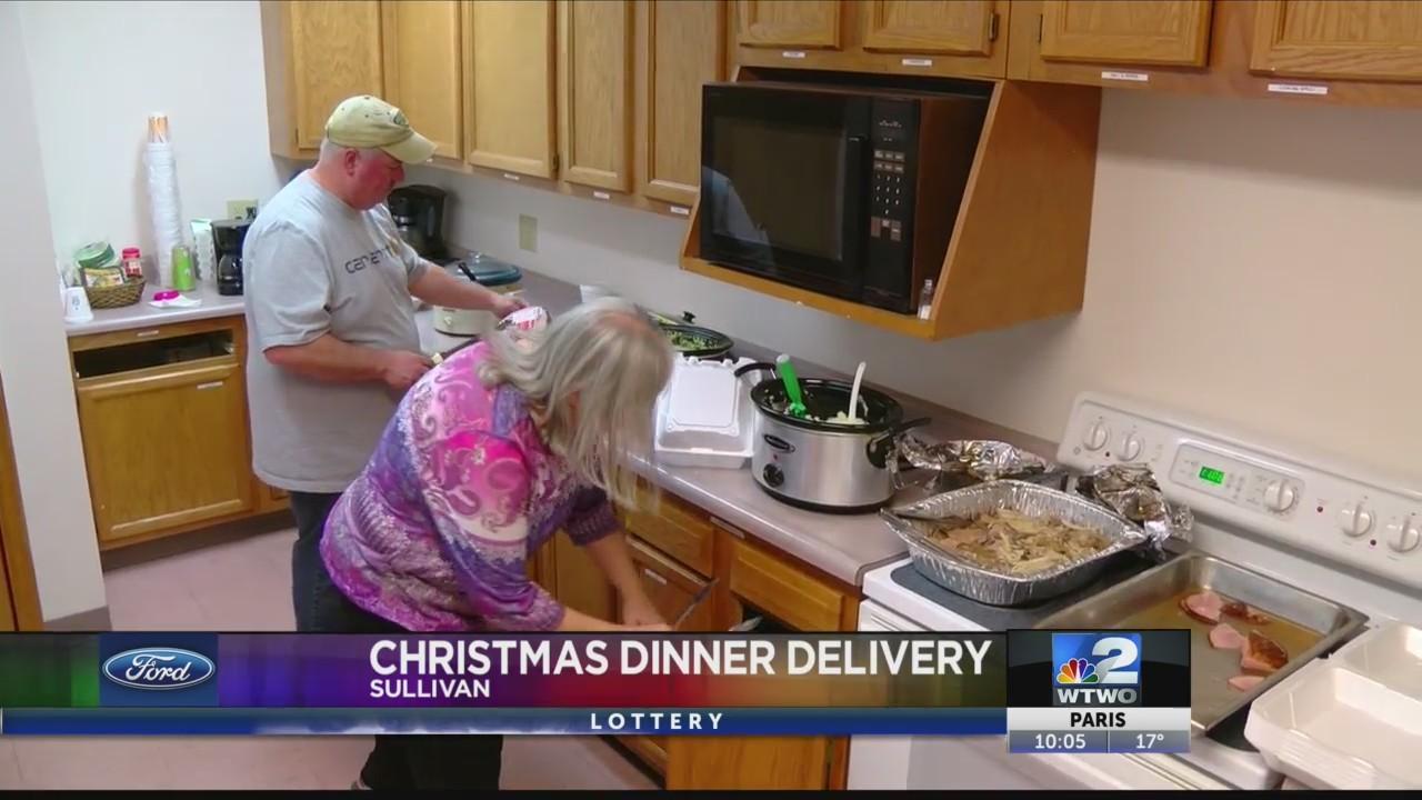 Sullivan Christmas Dinner