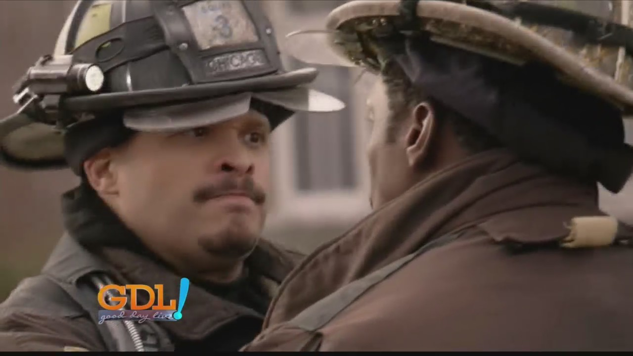 Good Day Live, Chicago Fire