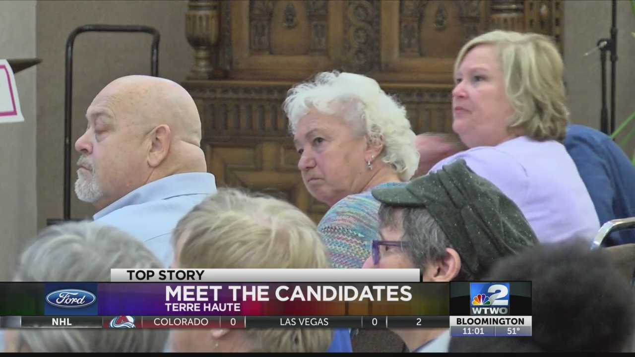 Meet the Candidates 3-26-18