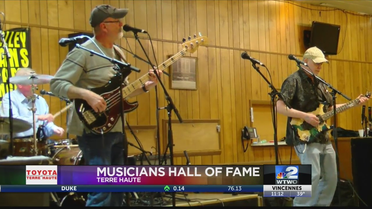 Musicians Hall of Fame 3/12/2018