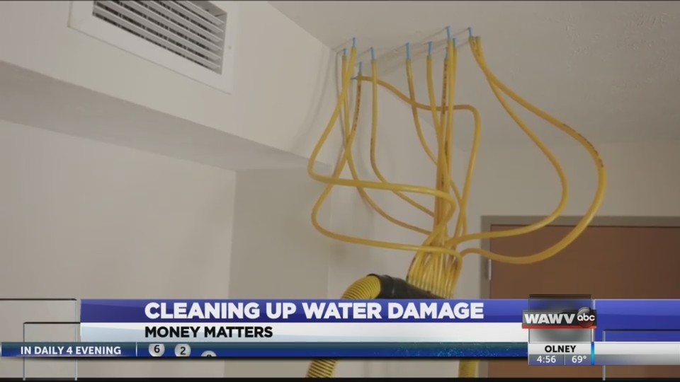 Angie's List: Water Damage