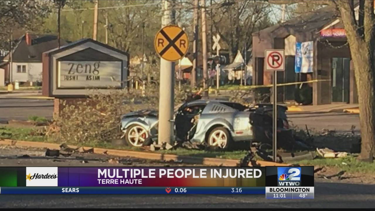 Early Morning Wreck with Multiple Injuries