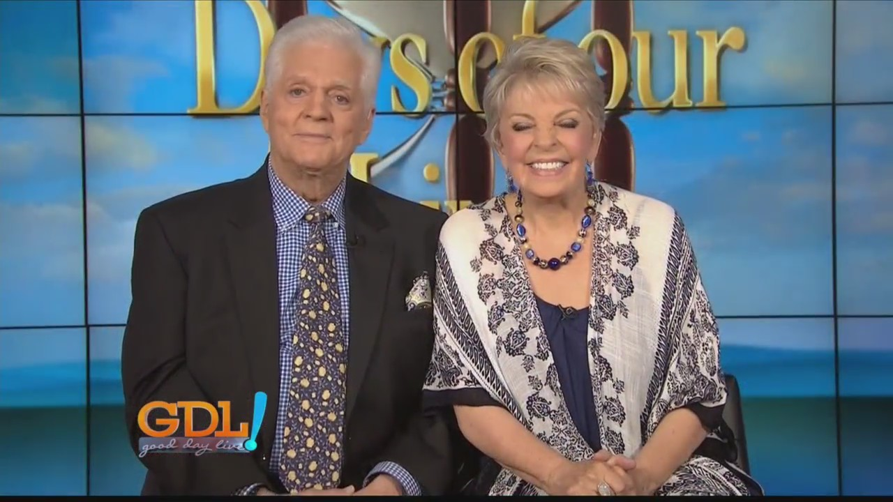 Good Day Live, Bill Hayes and Susan Seaforth Hayes