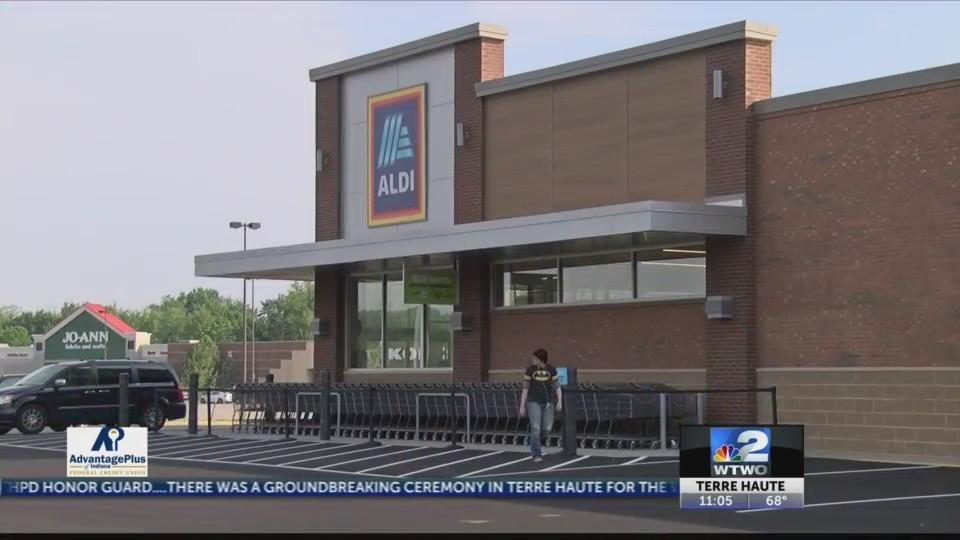 Aldi's Opening