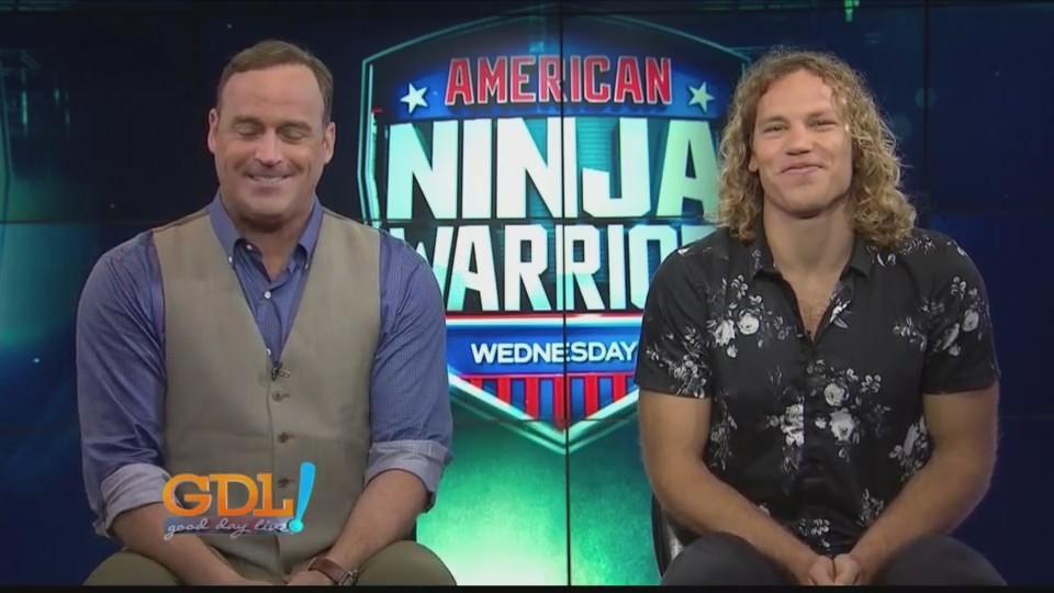 Good Day Live, American Ninja Warror