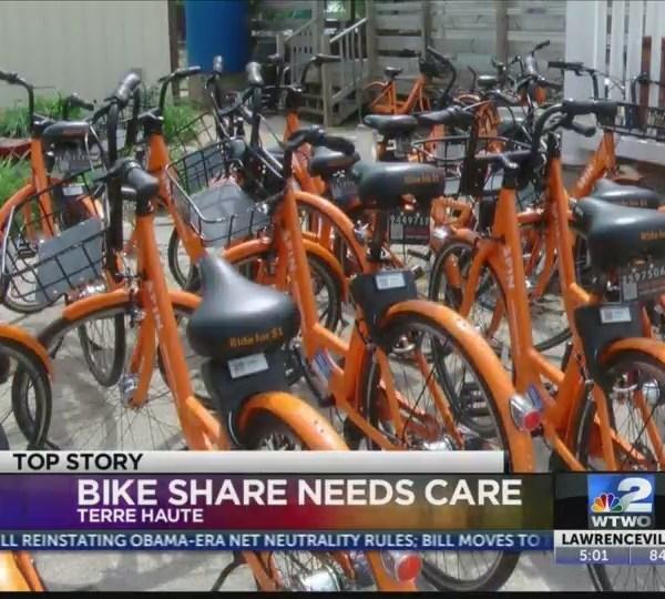 ISU Bike Issues