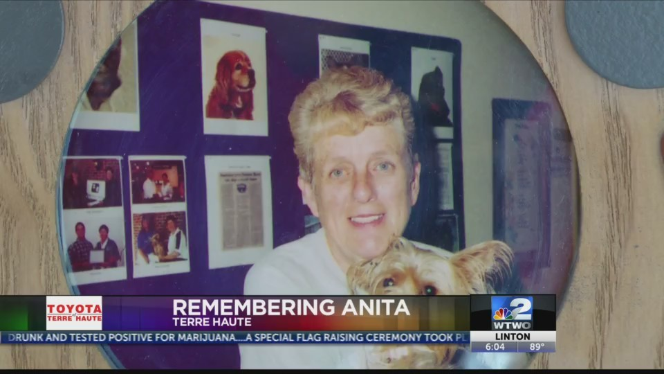 Remembering Anita