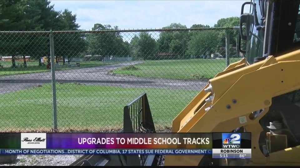 Middle School Tracks
