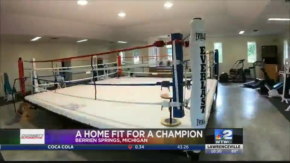 Muhammad Ali House For Sale