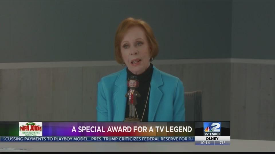 Carol Burnett Award