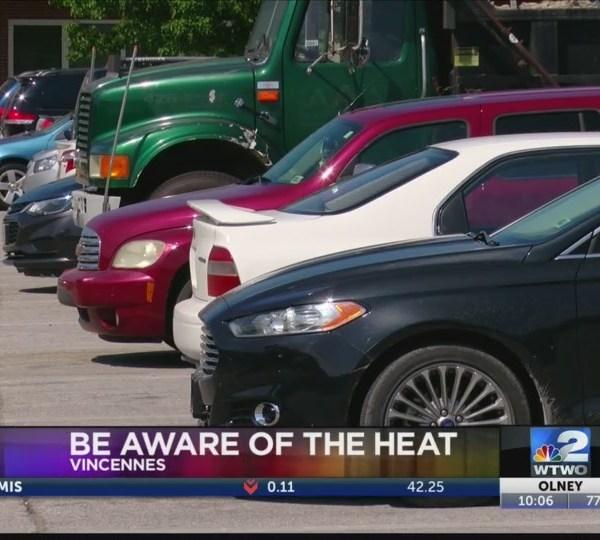 Coroner Heat Warning