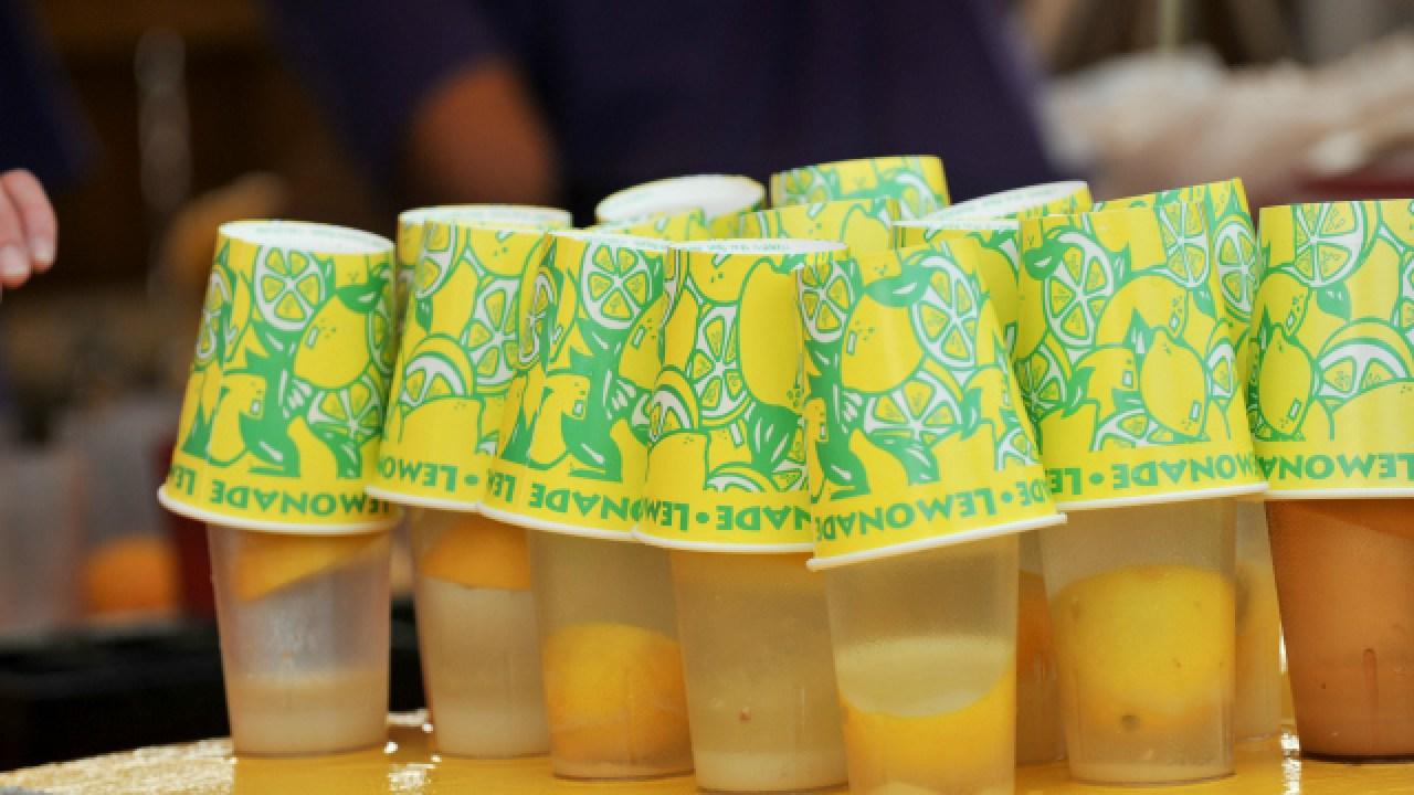 Lemon Shake-Up's