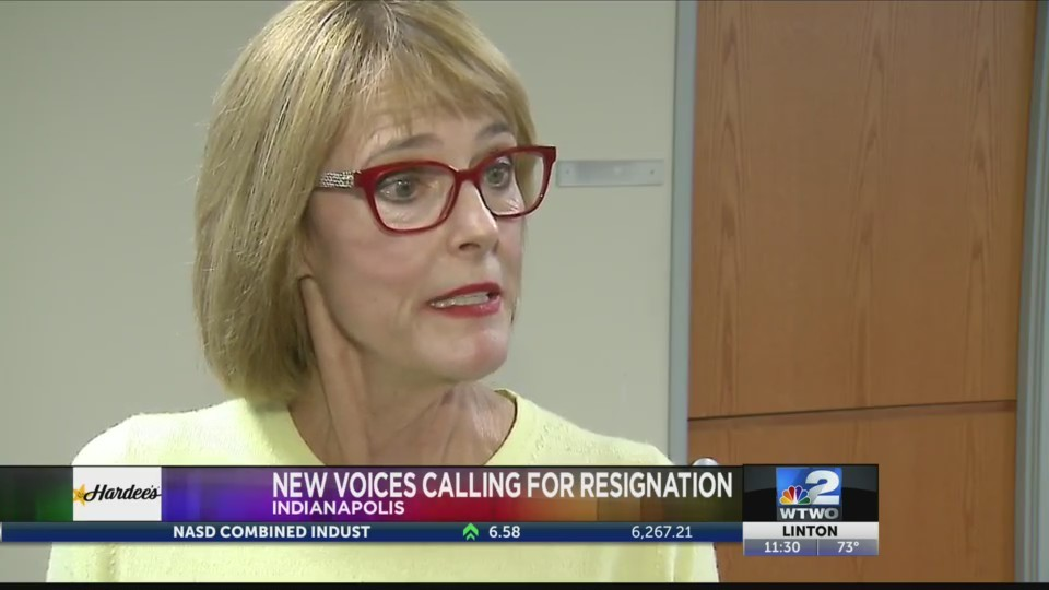 New Voice Calling For Resignation