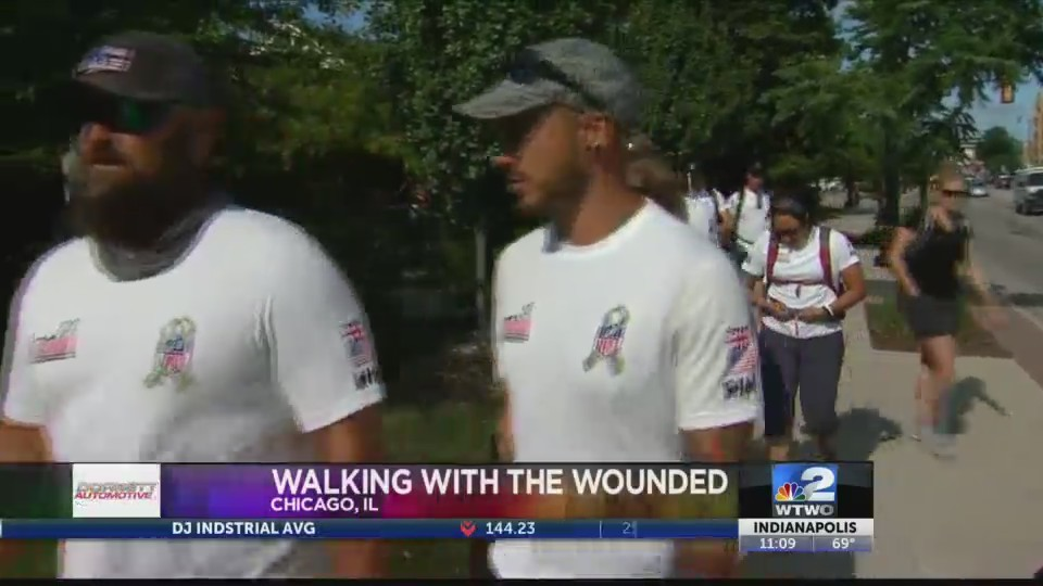 Walk  Wounded