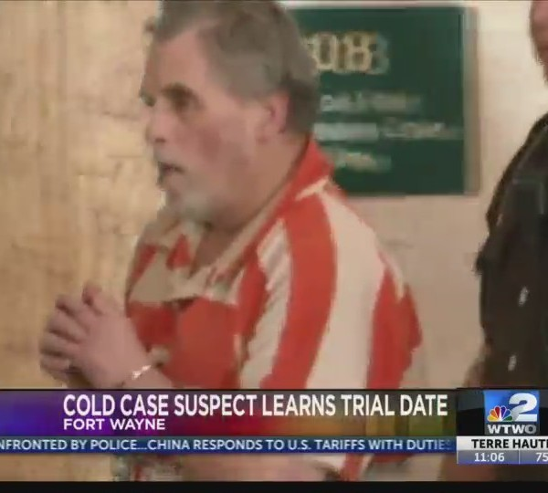 Indiana Cold Case Suspect in Court